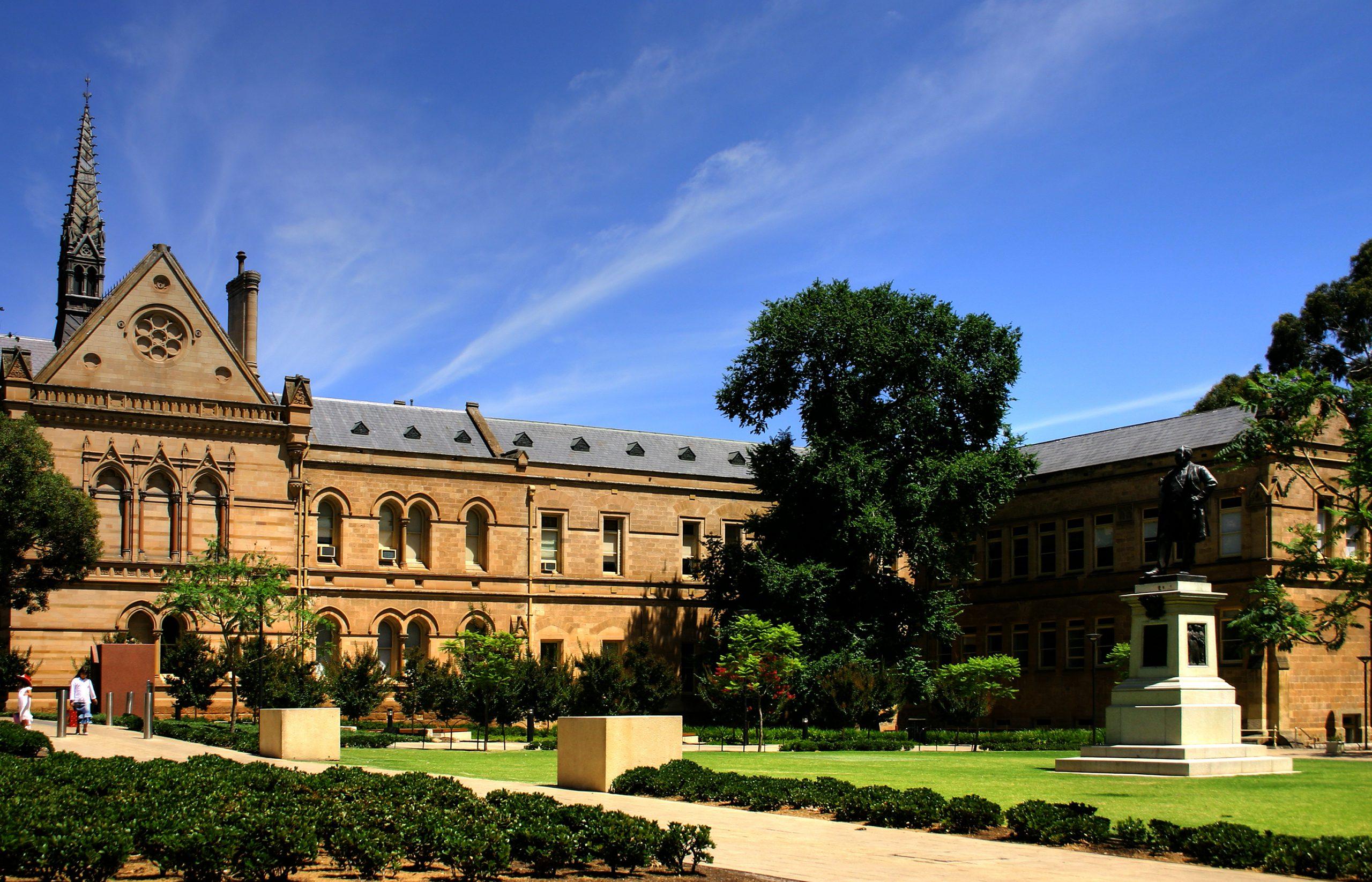 海外大研究シリーズオーストラリア編5 アデレード大学